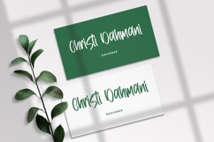 Otherwise - Cute Handletter Font Product Image 3