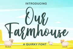 Our Farmhouse Product Image 1