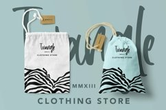 Web Font Outgoing Introvert - Handlettering Font Product Image 2