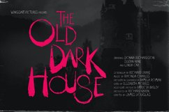 Outright Horror: Hand-drawn Halloween Font Product Image 6