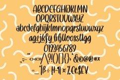 Web Font Overgain - Handlettered Font Product Image 6