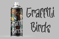 Overland - Graffiti Font Product Image 3