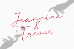 Oxyless Script Font Product Image 3