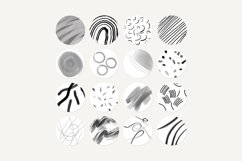 Beige Abstract Instagram Highlight Icons   Highlight Covers Product Image 5