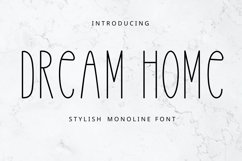 DREAM HOME Product Image 1