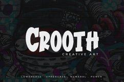 Boeghi - Graffiti Typeface Product Image 2