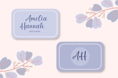 Spring Date - Sweet Calligraphy Product Image 2