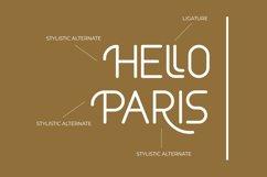Gabriella - Modern Sans Typeface Product Image 2