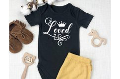 Baby SVG Bundle, Baby Girl Bundle, Baby svg, Baby Quote Product Image 3