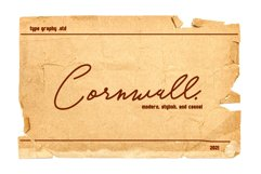 Cornwall Product Image 1