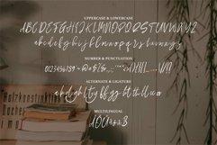 Web Font Paislay - A Stylish Signature Font Product Image 4