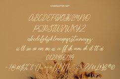 Heavenllys Fancy Script Font Product Image 3
