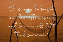 Paradise Sunshine - Handwritten Font Product Image 6