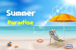Paradiso Tropical Summer Font Product Image 4