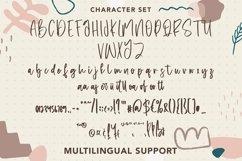 Web Font Parasitic - Beautiful Handwritten Font Product Image 5