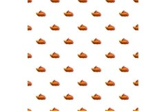 Pine nut pattern seamless vector Product Image 1