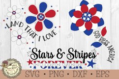 Patriotic SVG Bundle-4th of July-America-Independence Day