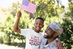 4th of july svg bundle dxf png eps - patriotic svg Product Image 4