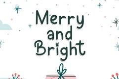 Pattia - A Christmas Display Font Product Image 6
