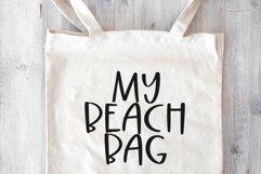 Beach Palms - Quirky Handwritten Font Product Image 3