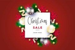 Web Font Perfect White - Christmas Handwritten Font Product Image 6