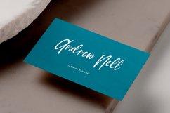 Petronila - Handwritten Font Product Image 2