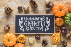 Hello Fall svg bundle - thanksgiving svg autumn svg png eps Product Image 4