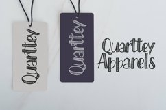 Web Font Pinstripes - Quirky Handrawn Font Product Image 5