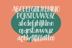 Pinstripes - Quirky Handrawn Font Product Image 4