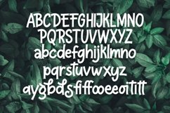 Web Font Planties - Quirky Handrawn Font Product Image 6