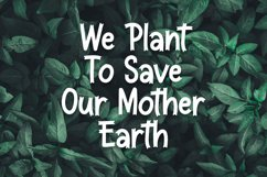 Planties - Quirky Handrawn Font Product Image 4