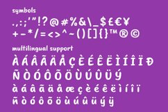 Pochi - A Fun Display Typeface Product Image 3