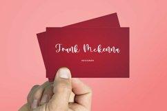 Web Font Pointsettia - Beauty Christmas Font Product Image 3
