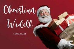 Web Font Pointsettia - Beauty Christmas Font Product Image 6