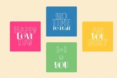 Polyfonics Display Font Product Image 4