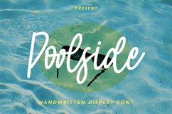 Poolside - Monoline Script Font Product Image 1