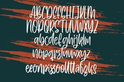 Popillon - Holiday Script Font Product Image 6