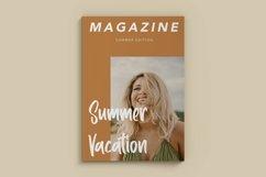 Web Font Positive - Summer Display Font Product Image 2