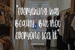 Possible - Beauty Handwritten Font Product Image 6