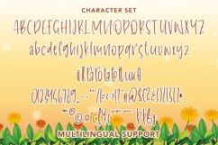 Web Font PotatoWedges - Cute Display Font Product Image 6