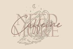 Prettier Script - Stylish Monoline Product Image 6