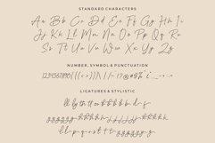 Prettier Script - Stylish Monoline Product Image 3