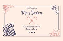 Pretty Christmas - Beauty Christmas Font Product Image 3