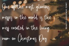 Pretty Christmas - Beauty Christmas Font Product Image 4