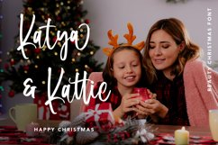 Pretty Christmas - Beauty Christmas Font Product Image 5