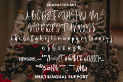 Pretty Christmas - Beauty Christmas Font Product Image 6