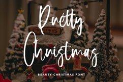 Pretty Christmas - Beauty Christmas Font Product Image 1