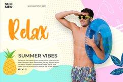 Pretty Sunbeam - Cute Handletter Font Product Image 6