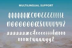 Pretty Sunbeam - Cute Handletter Font Product Image 5