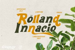 Gleamore Display Font Product Image 5